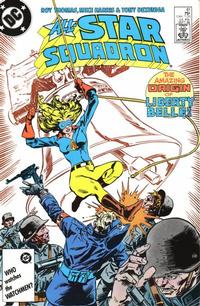 Cover Thumbnail for All-Star Squadron (DC, 1981 series) #61 [Direct Sales]