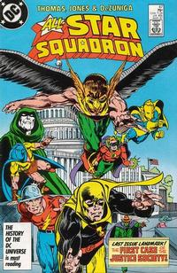 Cover Thumbnail for All-Star Squadron (DC, 1981 series) #67 [Direct]