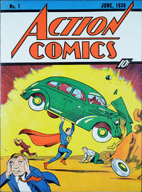 Cover Thumbnail for Action Comics (DC, 1938 series) #1