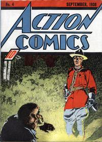 Cover Thumbnail for Action Comics (DC, 1938 series) #4