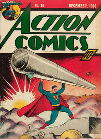 Cover Thumbnail for Action Comics (DC, 1938 series) #19