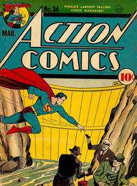 Cover Thumbnail for Action Comics (DC, 1938 series) #34