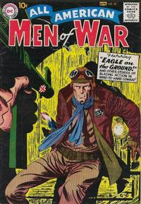 Cover Thumbnail for All-American Men of War (DC, 1953 series) #56