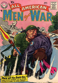 Cover Thumbnail for All-American Men of War (DC, 1953 series) #57