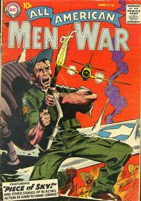 Cover Thumbnail for All-American Men of War (DC, 1952 series) #58