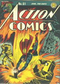 Cover Thumbnail for Action Comics (DC, 1938 series) #61