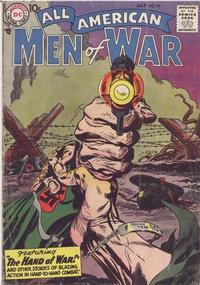 Cover Thumbnail for All-American Men of War (DC, 1953 series) #59
