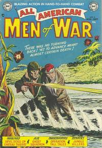Cover Thumbnail for All-American Men of War (DC, 1953 series) #6