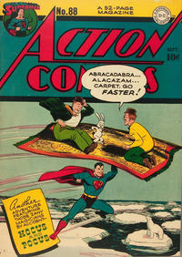 Cover Thumbnail for Action Comics (DC, 1938 series) #88