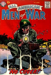 Cover Thumbnail for All-American Men of War (DC, 1953 series) #62