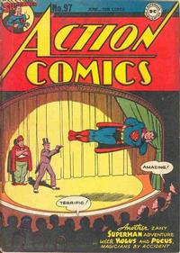 Cover Thumbnail for Action Comics (DC, 1938 series) #97