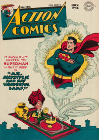 Cover Thumbnail for Action Comics (DC, 1938 series) #102