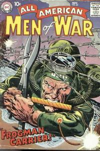 Cover Thumbnail for All-American Men of War (DC, 1953 series) #63