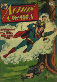 Cover Thumbnail for Action Comics (DC, 1938 series) #115