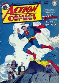 Cover Thumbnail for Action Comics (DC, 1938 series) #120