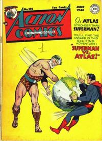 Cover Thumbnail for Action Comics (DC, 1938 series) #121