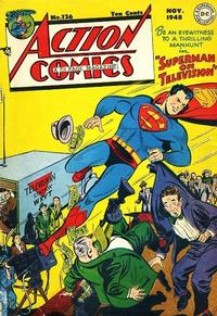 Cover Thumbnail for Action Comics (DC, 1938 series) #126