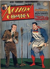 Cover Thumbnail for Action Comics (DC, 1938 series) #127