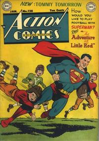 Cover Thumbnail for Action Comics (DC, 1938 series) #128