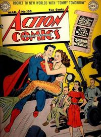 Cover Thumbnail for Action Comics (DC, 1938 series) #130