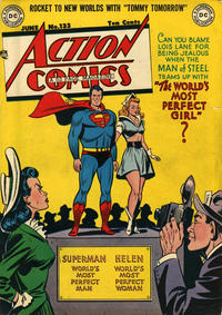Cover Thumbnail for Action Comics (DC, 1938 series) #133