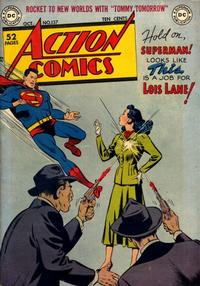Cover Thumbnail for Action Comics (DC, 1938 series) #137