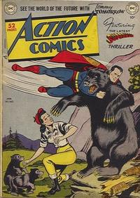 Cover Thumbnail for Action Comics (DC, 1938 series) #140