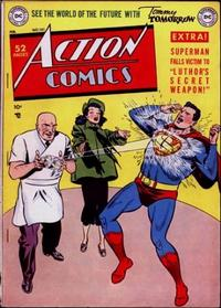 Cover Thumbnail for Action Comics (DC, 1938 series) #141