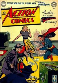 Cover Thumbnail for Action Comics (DC, 1938 series) #142