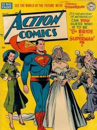 Cover Thumbnail for Action Comics (DC, 1938 series) #143