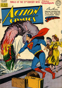 Cover for Action Comics (DC, 1938 series) #145