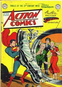 Cover Thumbnail for Action Comics (DC, 1938 series) #146
