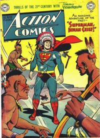 Cover Thumbnail for Action Comics (DC, 1938 series) #148