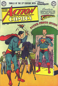 Cover Thumbnail for Action Comics (DC, 1938 series) #150