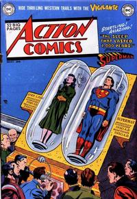 Cover Thumbnail for Action Comics (DC, 1938 series) #152