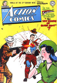 Cover Thumbnail for Action Comics (DC, 1938 series) #153