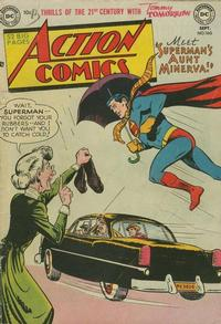 Cover Thumbnail for Action Comics (DC, 1938 series) #160