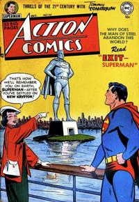 Cover Thumbnail for Action Comics (DC, 1938 series) #161