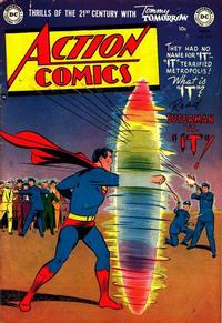 Cover Thumbnail for Action Comics (DC, 1938 series) #162