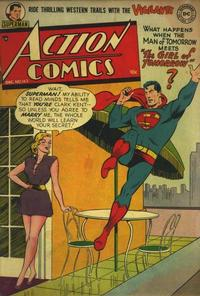 Cover Thumbnail for Action Comics (DC, 1938 series) #163