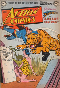 Cover Thumbnail for Action Comics (DC, 1938 series) #169