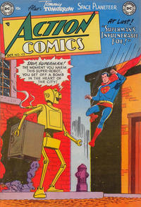 Cover Thumbnail for Action Comics (DC, 1938 series) #173