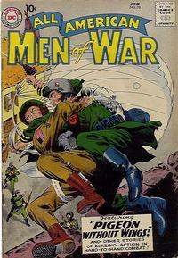 Cover Thumbnail for All-American Men of War (DC, 1952 series) #70