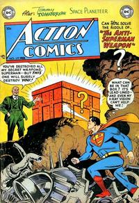 Cover Thumbnail for Action Comics (DC, 1938 series) #177