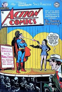 Cover Thumbnail for Action Comics (DC, 1938 series) #180