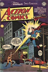 Cover Thumbnail for Action Comics (DC, 1938 series) #181