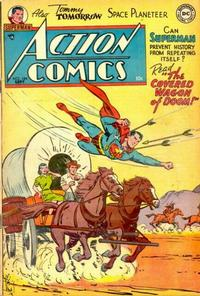 Cover for Action Comics (DC, 1938 series) #184