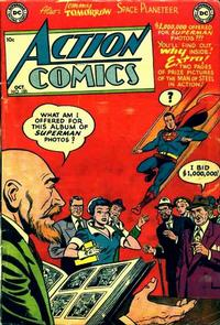 Cover Thumbnail for Action Comics (DC, 1938 series) #185
