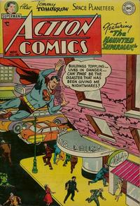 Cover Thumbnail for Action Comics (DC, 1938 series) #186