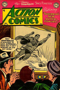 Cover Thumbnail for Action Comics (DC, 1938 series) #187